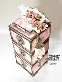 Chest of drawers - I